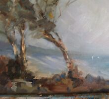Olivers Hill, Frankston by Jean Cowan