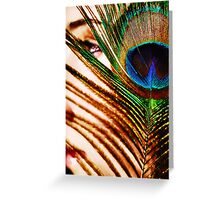 Vivid Delicacy Greeting Card