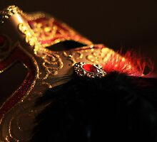 Mask of Gold by Cordelia