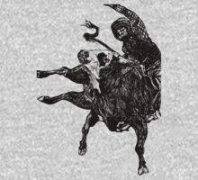 bucking bull by dirtthirsty
