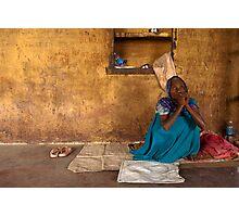 Binda. Varanasi Photographic Print