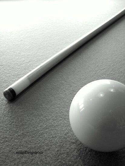 Snooker by Susan Bergstrom