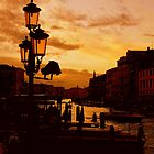 SILENT VENICE by Scott  d&#x27;Almeida