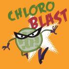Fantastic Chloroblast! by velica