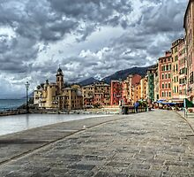 Camogli walk by oreundici