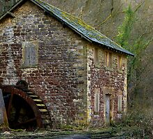 Old Mill by CJTill