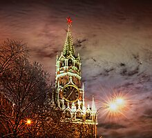Kremlin Star by Gouzelka