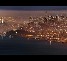 San Francisco Fog by MattGranz