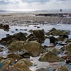 Low Tide at Talland Bay by lightmonger