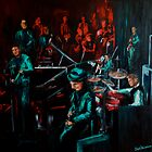 Blues Room Boogie by Steph Stewardson