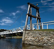 Swing Bridge by Sue Wickham