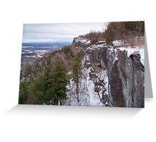 John Boyd Thacher State Park Greeting Card