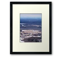 Albany County Framed Print