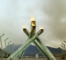 The Final Flame by RobertCharles