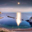 Man-O'War Cove, Dorset by Jonathan Stacey