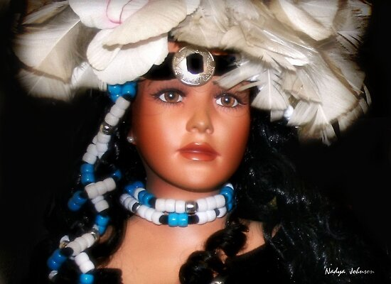 Native Beauty by Nadya Johnson