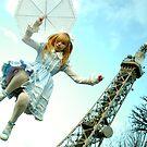 Alice in wonderland by Etienne RUGGERI Artwork eRAW