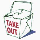 Take Out by Scott Riley