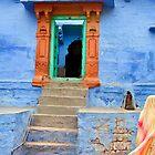 House. Jodhpur by Claude  Renault