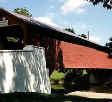 Rex Covered Bridge by djphoto