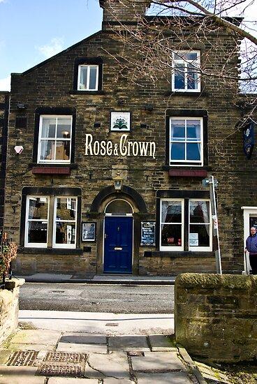 Rose & Crown Inn - Skipton by Trevor Kersley