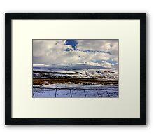 Buckden Pike Framed Print