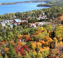 Copper Harbor by snehit