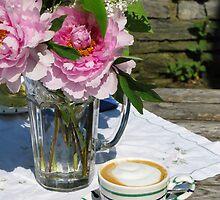 Morning Coffee by Christine Wilson