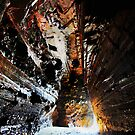 Grand Cave Exit - Ballybunion by Polly x