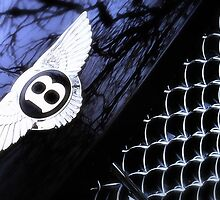 Bentley Continental GT - Bonnet Badge & Radiator grille by Nick Bland