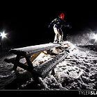 Lame trick, sweet lighting by Tyler Sladen