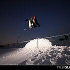 Tail Grab by Tyler Sladen