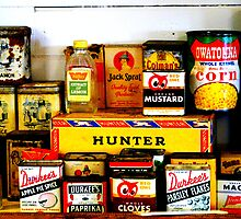 Minnesota Pantry Flashback by shutterbug2010