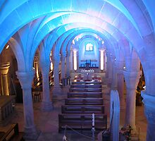 Crypt of the Cathedral of Bamberg by newfan