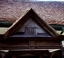 Long Alley Almshouses, Abingdon by BronReid
