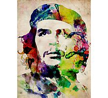 Che Guevara Urban Art Photographic Print