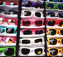 80's Sunglasses, Camden Markets - London by fionapine