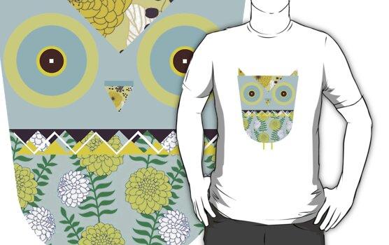 Lonely Owl by Emma Gene Shanks