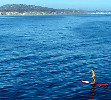 Card: Paddle Board - Summer 2009 by USGolfers