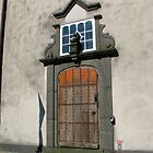 bergen door by Shannon Kringen