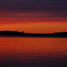 Van Etten Sunset by Debbie West