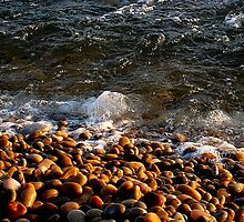 Pebbles on Chesil by EmilyNagel