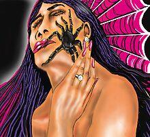 """""""GoddessMaria"""" by Steve Farr"""