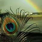 Feather & Rainbows by starbucksgirl26