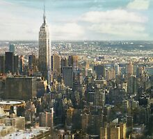 New York by J O'Neal