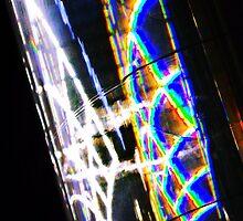 A Twist on Angel Wings by Lorraine Bratis