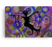 Rainbow Sprite Canvas Print