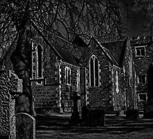 The Brick Church by Linda Cutche