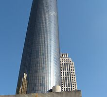 Westin Peachtree Plaza Hotel by AJ Belongia