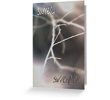 Surreal Surrender © BROWN Greeting Card